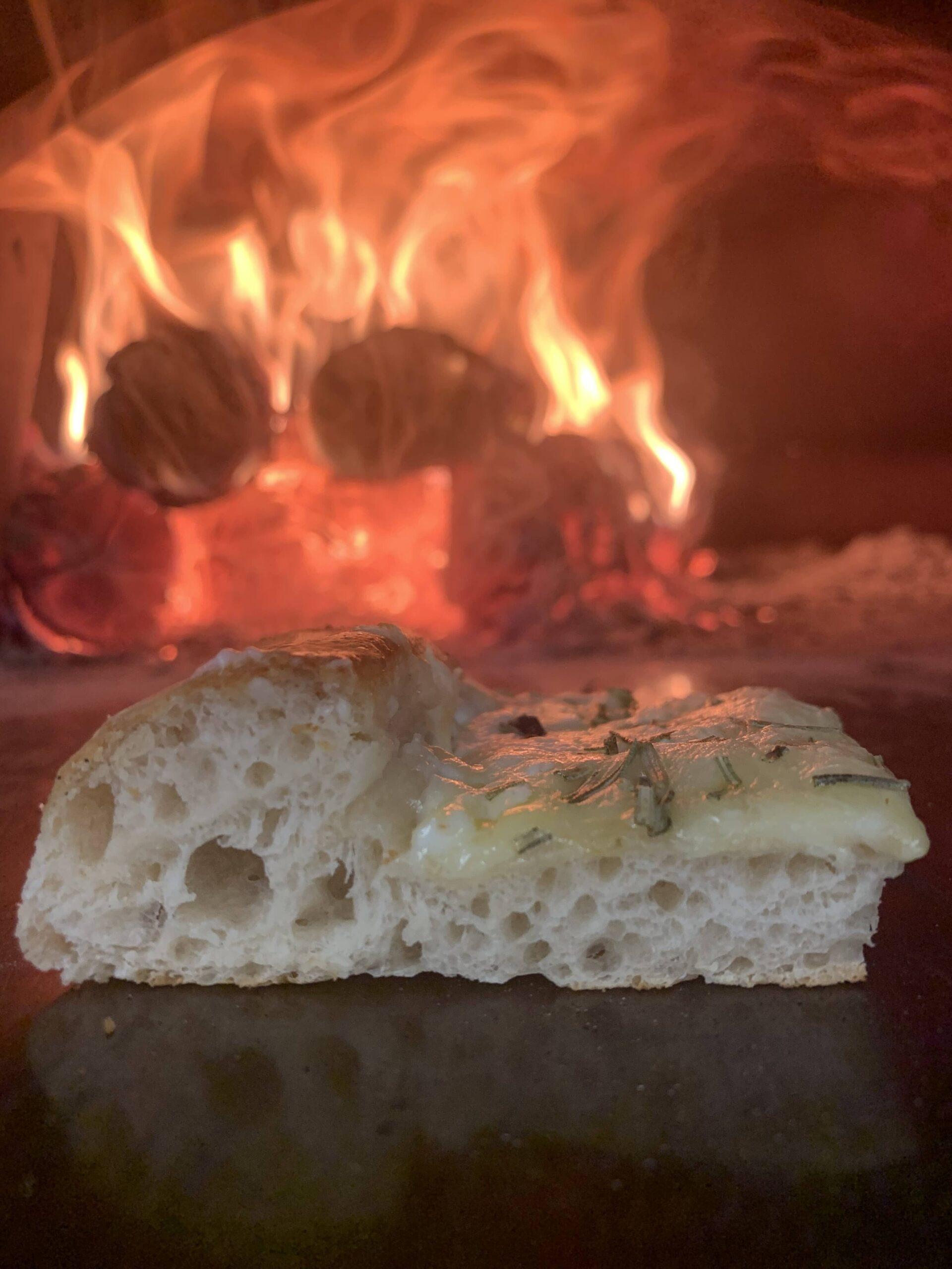 cuisson traditionnelle au four à bois