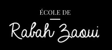 ÉCOLE DE RABAH ZAOUI