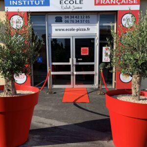 locaux institut ecole francaise rabah zaoui carcassonne
